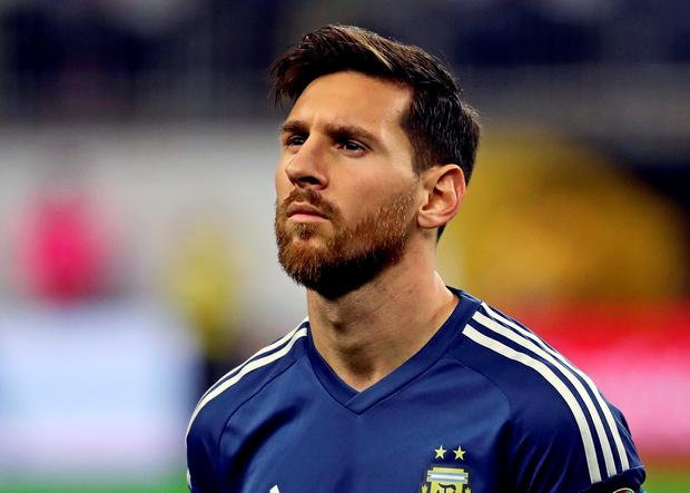 Lioonel Messi: Photo: USA Today Sports