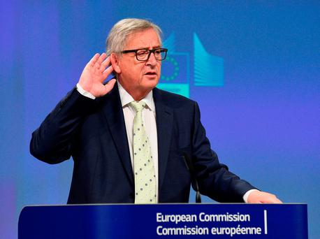 European Commission chief Jean-Claude Juncker. Photo: Getty