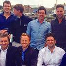 Rory McIlroy on his 'stage' on Dublin Bay Cruises