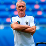Deschamps' selection against the Republic of Ireland should give an idea about his plans for whatever remains of France's tournament. Photo: Franck Fife/Getty Images