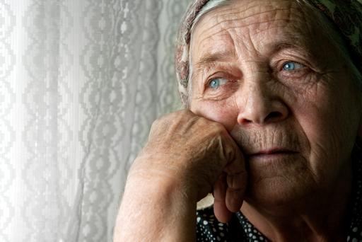 'Age Action has launched a video and issued a leaflet to make young and older people aware of incidences of senior citizens being done out of their money.' Stock photo: Depositphotos