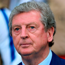 Hodgson was given the platform to justify the six changes against Slovakia, including resting captain Wayne Rooney, that have been blamed for England's failure to win Group B. Photo: Nick Potts/PA Wire.
