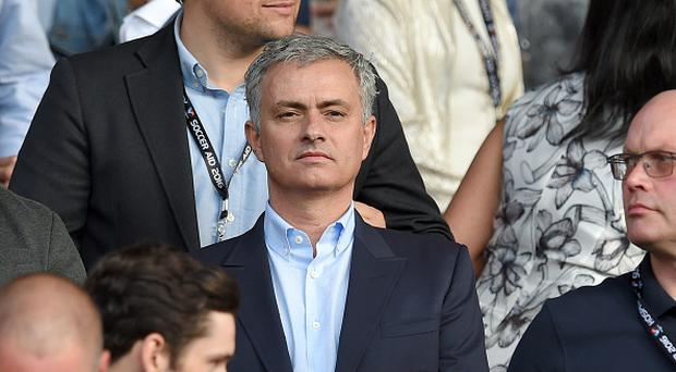 MANCHESTER, ENGLAND - JUNE 05: Jose Mourinho attends Soccer Aid 2016 at Old Trafford on June 5, 2016 in Manchester, United Kingdom. (Photo by Karwai Tang/WireImage)
