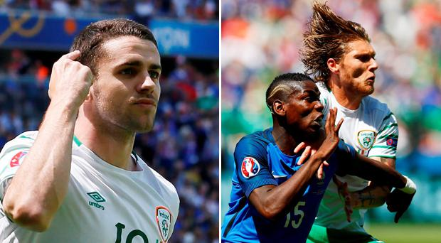 Robbie Brady and Jeff Hendrick should be the subject of transfer speculation this summer, according to Richard Dunne