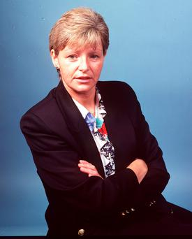 The late 'Sunday Independent' journalist Veronica Guerin