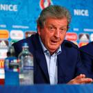England coach Roy Hodgson. Photo: Reuters