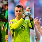 Robbie Keane, Shay Given and John O'Shea are expected to consider their international futures
