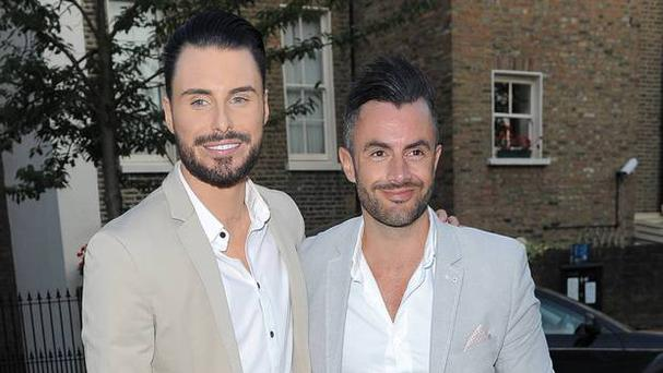 Rylan Clark-Neal and husband Dan Neal