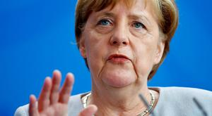 Germany's chancellor Angela Merkel is resisting calls for a hard line to be taken towards Britain following its vote to leave the European Union. REUTERS/Hannibal Hanschke
