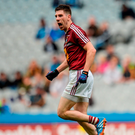 """Dolan: """"Last year we didn't do so bad in the Leinster final. We had a defensive shape but I don't know if we are going to go the same away again,"""" Photo: Piaras Ó Mídheach/Sportsfile"""