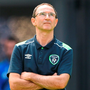 Martin O'Neill: 'When Robbie doesn't play - and obviously his career is in the latter stages - then we don't actually have a natural goalscorer in that sense' Photo: David Maher/Sportsfile