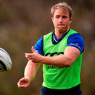 There are fears that Luke Fitzgerald could retire from rugby Photo: Sportsfile