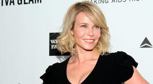 Host Chelsea Handler attends the 2013 amfAR Inspiration Gala Los Angeles at Milk Studios on December 12, 2013 in Los Angeles, California. (Photo by Mike Windle/Getty Images)