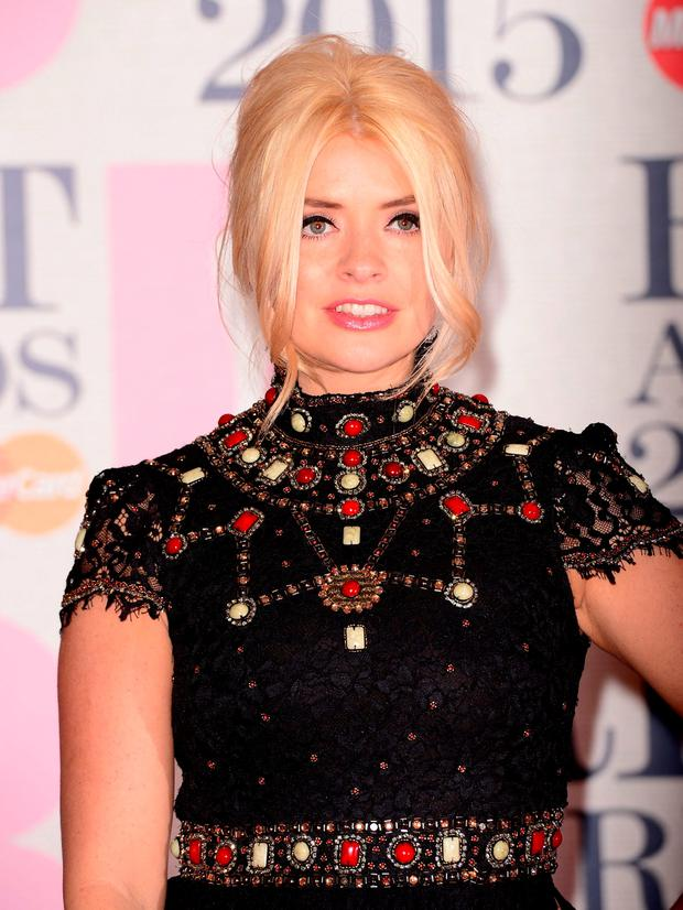 Holly Willoughby has written a new book 'Truly Happy Baby - It Worked for Me'