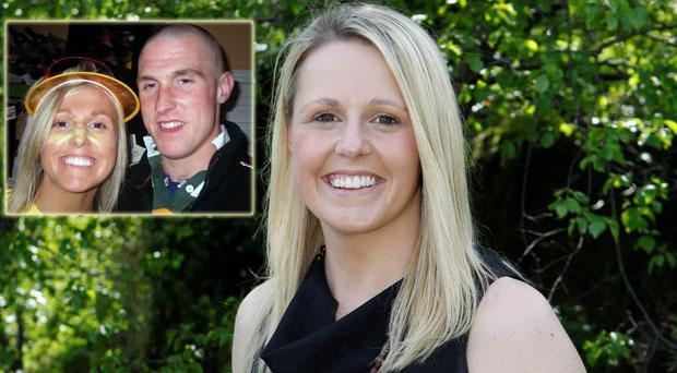 Jacqui Hurley lost her brother Sean (25) in 2011 in a road accident