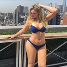 Model Iskra Lawrence/Instagram