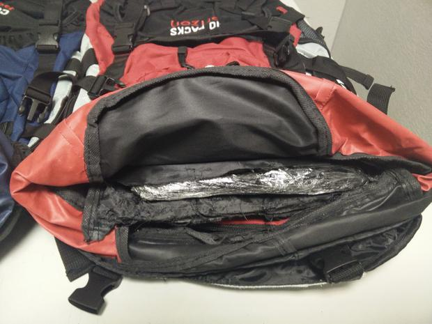 Revenue officers seized cocaine worth over €750,00 at Dublin Airport.