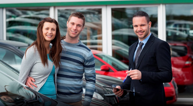 The number of people 'thinking' about buying a car in 2016 will come as good news to dealers