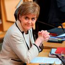 Nicola Sturgeon: 'Scotland spoke clearly for Remain'. Photo: Andrew Milligan/PA Wire
