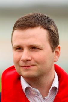 Trainer Johnny Feane Picture: Patrick McCann
