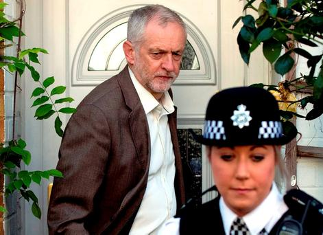 Defiant Jeremy Corbyn rejects resign plea from deputy