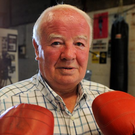 Freddie Gilroy pictured at Conway Mill in Belfast in 2009 Picture: Arthur Allison/Pacemaker