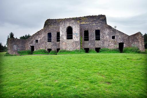 The Hell Fire Club on Montpelier Hill in the Dublin Mountains Photo: Tony Gavin
