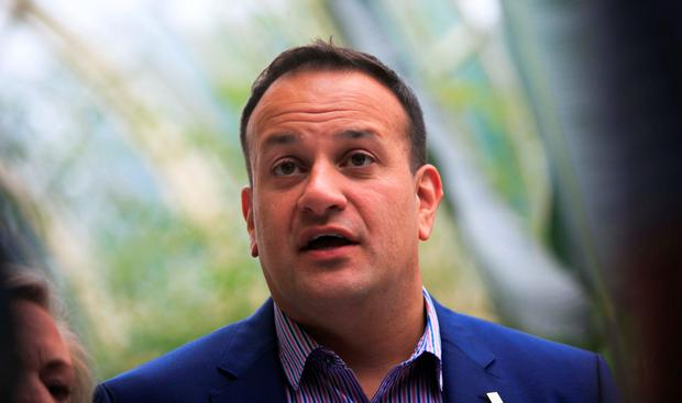 Social Protection Minister Leo Varadkar. Photo: Collins
