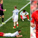 Jamie Carragher says the England players are physically and mentally soft
