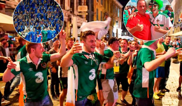 797165ed18 COMMENT  Time to dispel the myth that Ireland fans are the best in the world