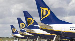 Ryanair has asked the European Court of Justice in Luxembourg to annul the Commission's findings against the carrier. Photo: Bloomberg