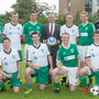 Ireland's team of football-playing doctors.