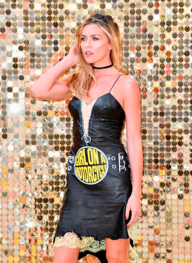 Abigail Clancy attends the