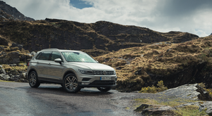 New Volkswagen Tiguan, Gap of Dunloe