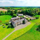 Kingston Lodge in Meath sits on 16ac.
