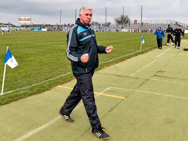 Dubnlin manager Ger Cunningham. Picture credit: Matt Browne / SPORTSFILE