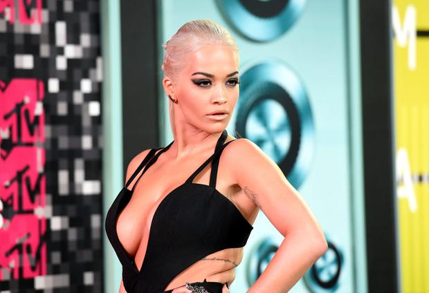 Singer/actress Rita Ora attends the 2015 MTV Video Music Awards at Microsoft Theater on August 30, 2015 in Los Angeles, California. (Photo by Jason Merritt/Getty Images)