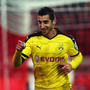 Henrikh Mkhitaryan is on the verge of joining Manchester United. Getty