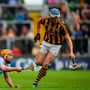 TJ Reid of Kilkenny in action. Photo: Daire Brennan/Sportsfile