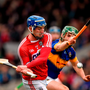 Patrick Horgan was one of several Cork forwards who struggled against Tipperary, however, he was often starved of possession. Photo: Ray McManus/Sportsfile