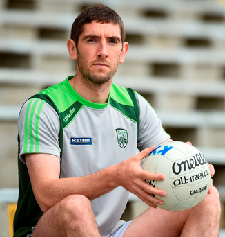 """It was just one of those moments,"" Young recalls, ahead of tomorrow's Munster SFC final clash with Tipperary in Killarney. Photo: Diarmuid Greene/Sportsfile"