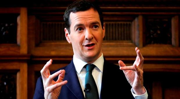 Chancellor George Osborne. Photo by Christopher Furlong/Getty Images