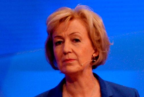 Energy Minister Andrea Leadsom, who is odds-on to become Home Secretary Theresa May's rival in the Conservative leadership race. Photo: Stefan Rousseau/PA Wire
