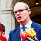 Housing Minister Simon Coveney T.D. Picture:Arthur Carron