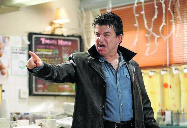 John Altman played Nasty Nick on the hit soap Eastenders