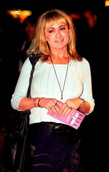 File photo dated 21/09/1999 of Caroline Aherne at the Elle Style Awards. Photo: Michael Crabtree/PA Wire