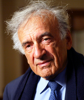 Elie Wiesel. Photo: Reuters