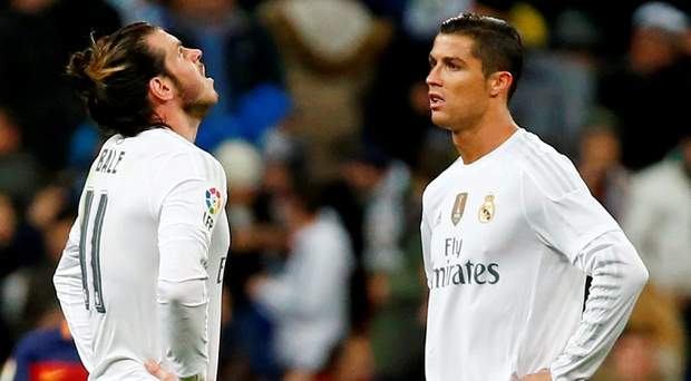 It cannot be said that Bale and Ronaldo socialise together