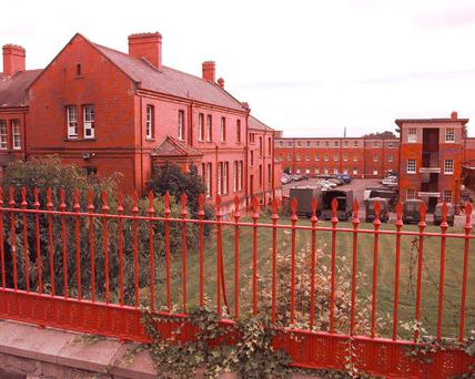 FILM HOT SPOT: Clancy Barracks in Islandbridge, Dublin