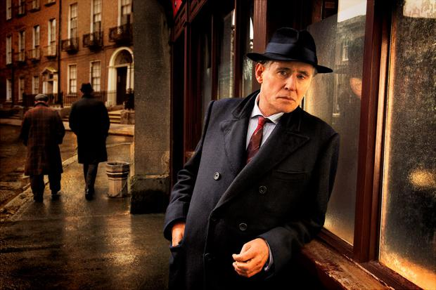 Clancy Barracks was also used to shoot scenes in crime drama Quirke starring Gabriel Byrne